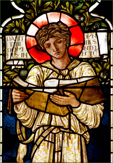 St. Timothy, son of a Jewish mother and Greek father, famously underwent circumcision as an adult to spread the Gospel more effectively among the Jews. He undertook missions to Thessalonia, Corinth and Ephesus, and Eusebius considered him the first Bishop of Ephesus. (catholictradition.org)