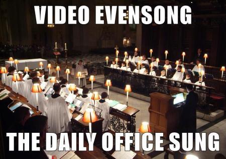 VideoEvensong2016