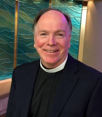 The Rev. Douglas Sparks, onetime Dean of Wellington Cathedral in New Zealand, was elected the eighth Bishop of Northern Indiana last weekend. He is American-born and currently serves as rector of St. Luke's, Rochester, Minnesota. Northern Indiana is a small, conservative, Anglo-Catholic diocese headquartered in South Bend. (diocesan photo)