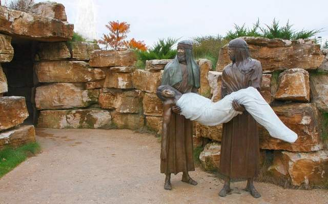 Shrine of Christ's Passion, St. John, Indiana