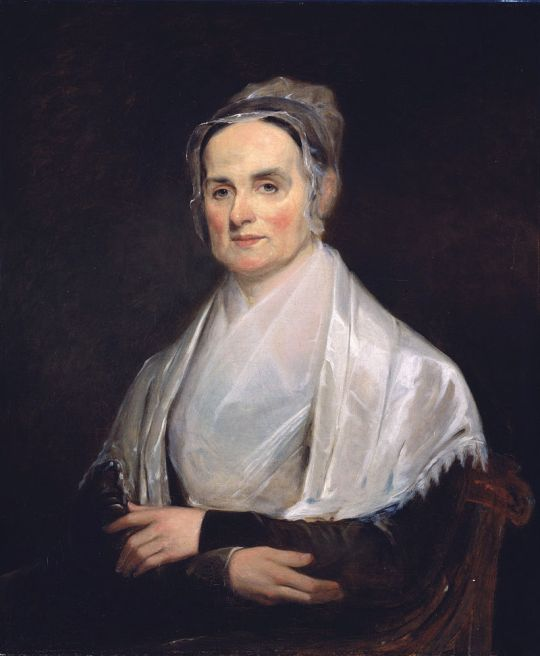 The last in our series on U.S. currency reform, whose images are to be placed on dollar-denominated bills, is Lucretia Mott, a Quaker abolitionist and feminist who helped write the Declaration of Sentiments approved by the Seneca Falls (N.Y.) Convention on women's rights in 1848. (Joseph Kyle, 1841, Smithsonian National Portrait Gallery)