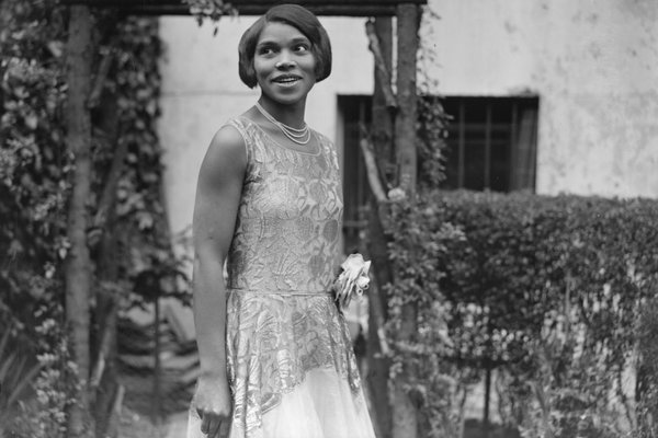 The contralto Marian Anderson will also be added to American paper money in the next few years; she was famously barred from giving a recital at Constitution Hall in Washington in 1939 by the Daughters of the American Revolution for being African-American. With the help of Eleanor and Franklin Roosevelt, she gave an open-air concert on Easter Day on the steps of the Lincoln Memorial, before 75,000 people and a national radio audience. She was also the first Black artist to appear at the Metropolitan Opera in New York in 1955. (London Express)