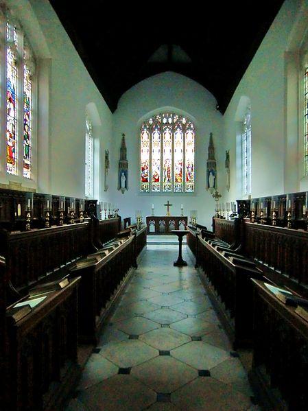Magdalene College Chapel, University of Cambridge. (Deryck Chan)