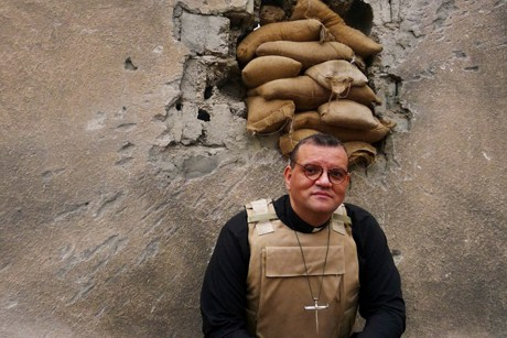The Rev. Canon Andrew White, former Vicar of Baghdad, has been suspended as president of the Foundation for Relief and Reconciliation in the Middle East after saying he paid a ransom to ISIS for the return of girls kidnapped as sex slaves. Such payments are illegal in the UK, and White now says he misspoke. (via Episcopal News Service)