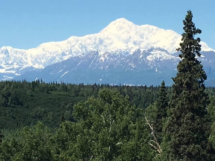 Mount Denali, Alaska (Steve Helmreich)