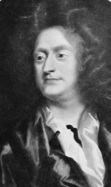 Henry Purcell, one of England's most gifted composers, flourished in the Restoration after Cromwell's Civil War. He worked mostly in the Chapels Royal, though he also wrote some works of popular entertainment. He died at 36 and was buried next to the organ in Westminster Abbey. (Wikipedia)