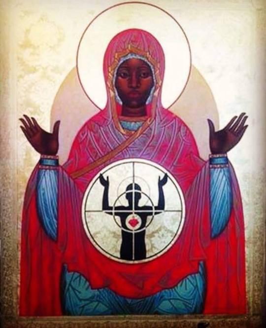 Fr. Mark Bozzuti-Jones: Our Lady of Ferguson