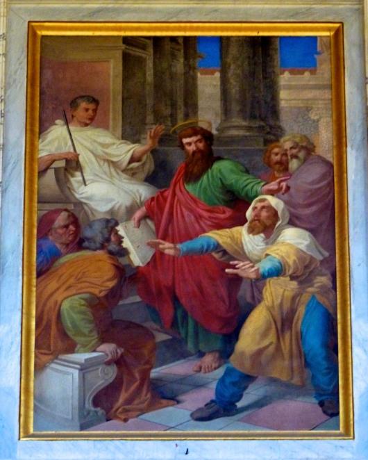 Cesare Mariani: St. Paul, the Proconsul and Bar-Jesus