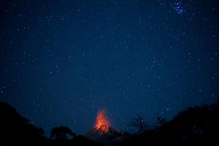 Volcano of Fire, Guatemala (Ivan Castro)
