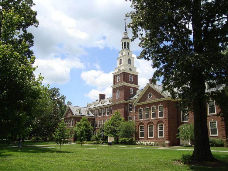 Berea College, Berea, Kentucky, a town named for the open-minded place in the following lesson. (startclass.com)