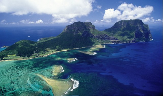 Mt. Gower, Lord Howe Island, New South Wales (Mike Langford/Australian Geographic)