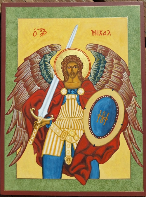 St. Michael the Archangel (The Rev. Anjel Scarborough)