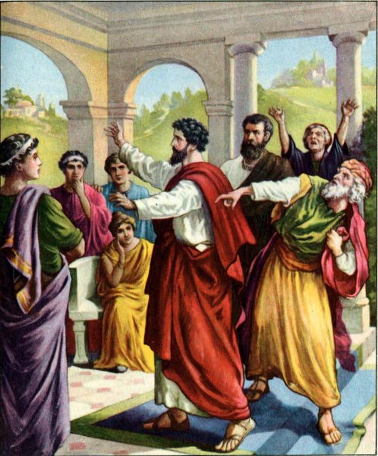 Paul and Barnabas in Antioch (jeffangiegoh.com)