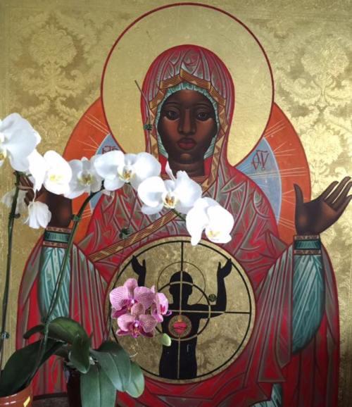 Our Lady of Ferguson (Mark Bozzuti-Jones)