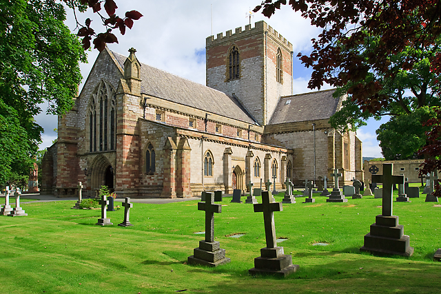 St. Asaph Cathedral, Wales (Mike Searle)