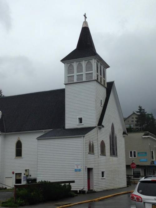 St. John's, Ketchikan, Alaska (The Episcopal Church)
