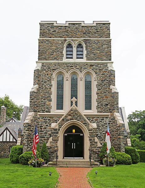 St. Luke's, East Hampton, New York (source unknown)