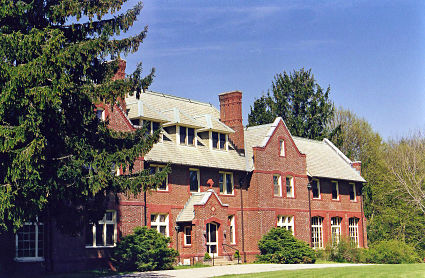 Retreat house of the Community of St. John Baptist (convent photo)