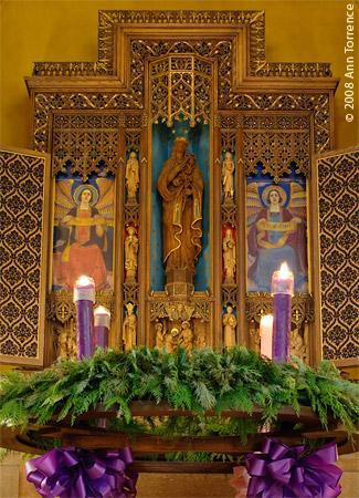 Cathedral of the Madeleine, Salt Lake City, Utah
