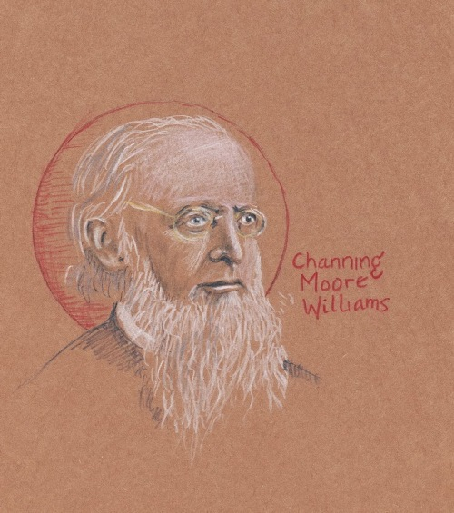 Channing M. Williams was an Virginia farmer's son who graduated from college and seminary, then offered himself as a missionary to China, where he was ordained priest. He spent two years there, then was sent to Japan, where he opened his work in Nagasaki. In 1866 he was named bishop for both nations, but soon concentrated on Japan and founded St. Paul's University. In 1887 he helped consolidate the English and American missions to form Nippon Sei Ko Kai, the Holy Catholic Church of Japan. After retirement he remained in Kyoto, supporting his successors and opening new missions until returning to the USA shortly before he died in 1910. (The Rev. Tobias Haller, BSG)