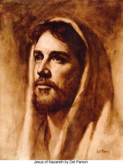 Jesus Son of Man (Del Parson)
