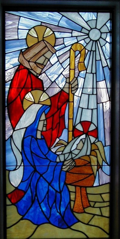 nativitystainedglass