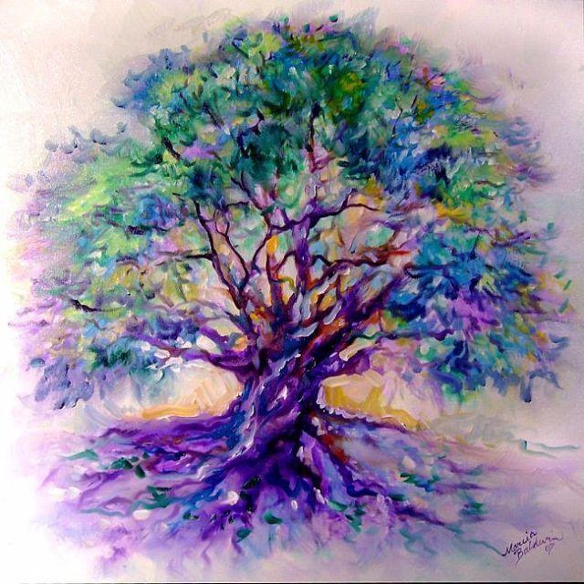 Marcia Baldwin: The Tree of Life