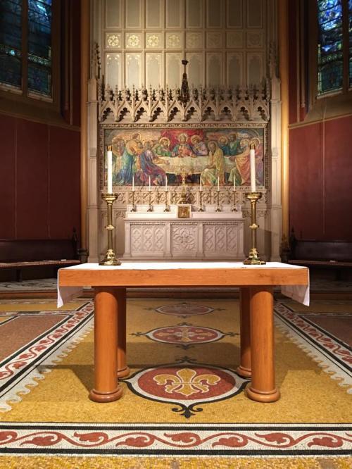 Christ Church, Rochester, New York (via the Rev. Michael Hartney)