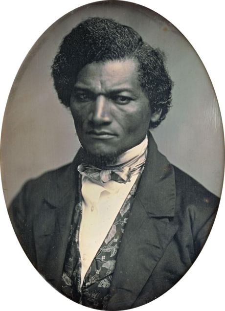 Frederick Douglass, the renowned U.S. abolitionist orator, was born into slavery in 1818, learned to read, was converted to Christ in the African Methodist Episcopal Church, and escaped his master at the age of 20 to spend the rest of his life working to liberate African-Americans. He went on speaking tours, but the more famous he became, the more he had to worry about being captured and returned to slavery. He went to England in 1845 and while there, his American friends bought his freedom. He became a fierce critic of churches that refused to repudiate slavery.
