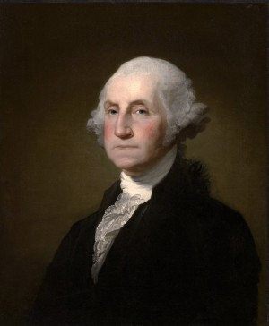 Today is Presidents Day in the United States and, in some parts of Canada, Family Day or other provincial holiday. George Washington, the first U.S. president, was an Episcopalian; this painting by Gilbert Stuart is known as the Williamstown Portrait.