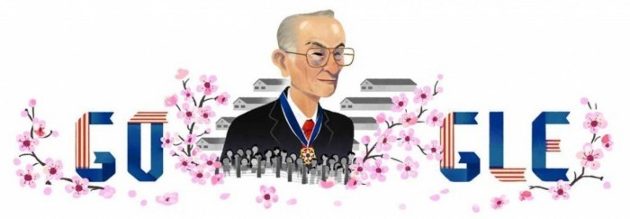 On the 75th anniversary of the U.S. dispossession and internment of Japanese-Americans, Google commemorated Fred Korematsu, a citizen who was rounded up and shipped off, but challenged the constitutionality of Franklin Roosevelt's order, handed down two months after Pearl Harbor. The first time, plaintiff Korematsu lost, in one of the worst Supreme Court decisions of all time; he was shunned by many Japanese-Americans for causing trouble. But 40 years later an accidental discovery of once-classified evidence vindicated him; Roosevelt and government lawyers lied through their teeth claiming a military justification; the real reason was to give the public a scapegoat. (google.com)