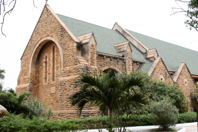 Holy Trinity Cathedral, Accra, Ghana (Guide Sohne)