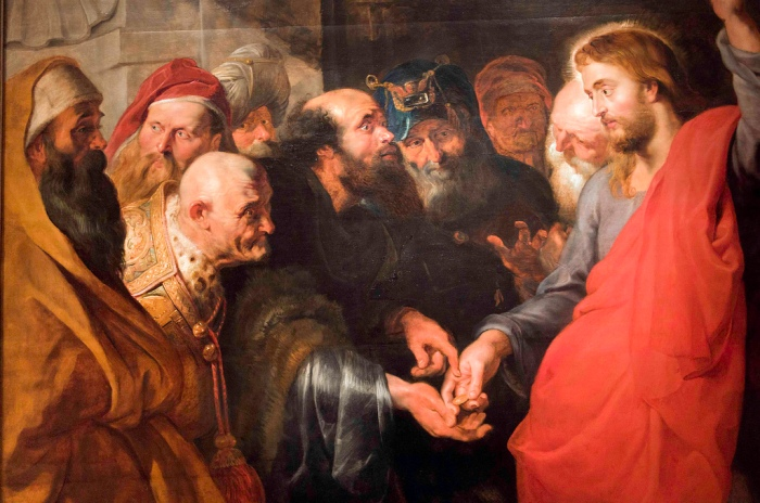 Peter Paul Rubens: Render unto Caesar