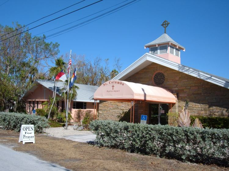 St. Columba's, Marathon, Florida (The Rev. Michael Hartney)