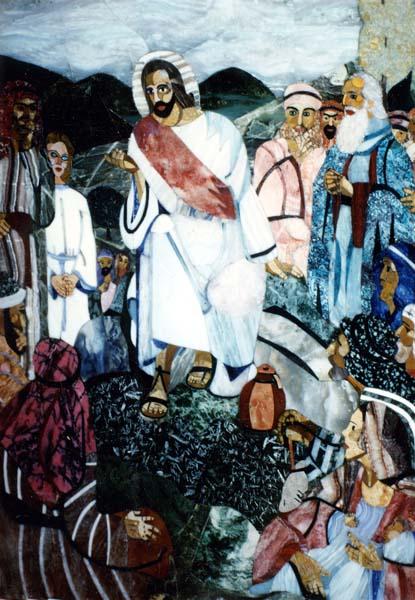 Leonard Perkins: Sermon on the Mount