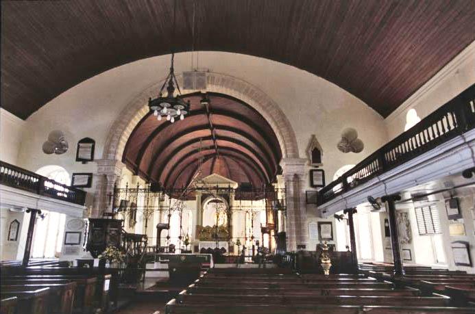 St. Michael's Cathedral, Bridgetown, Barbados (Jerrye & Roy Klotz)